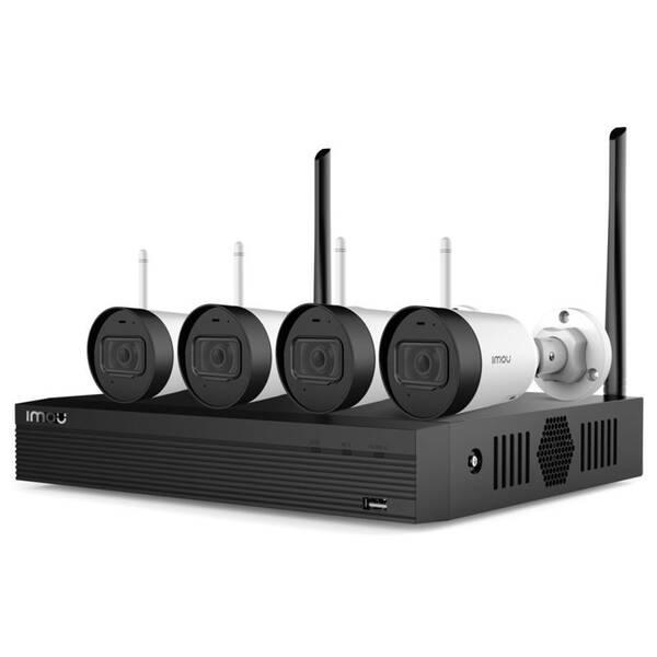 Kamerový systém Imou NVR1104HS-W-4KS2/4-G22 Kit (KIT/NVR1104HS-W-4KS2/4-G22)