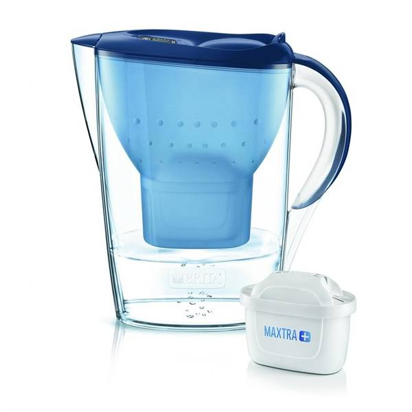 Filtrácia vody Brita Marella Cool Memo modrá