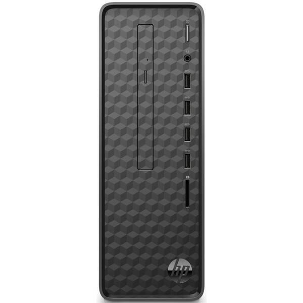 Stolní počítač HP Slim S01-pD0007nc (8NF32EA#BCM) černý