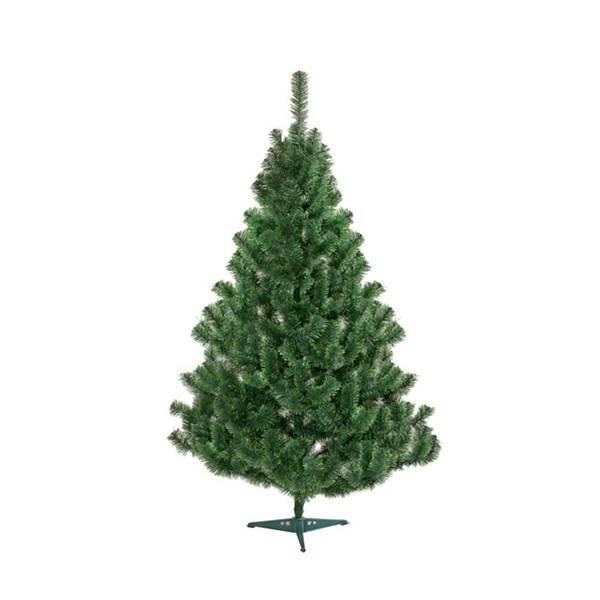 Umělý vánoční stromeček Alivere Trade Smrk Sibiřský zelený (vrácené zboží 2100007250)