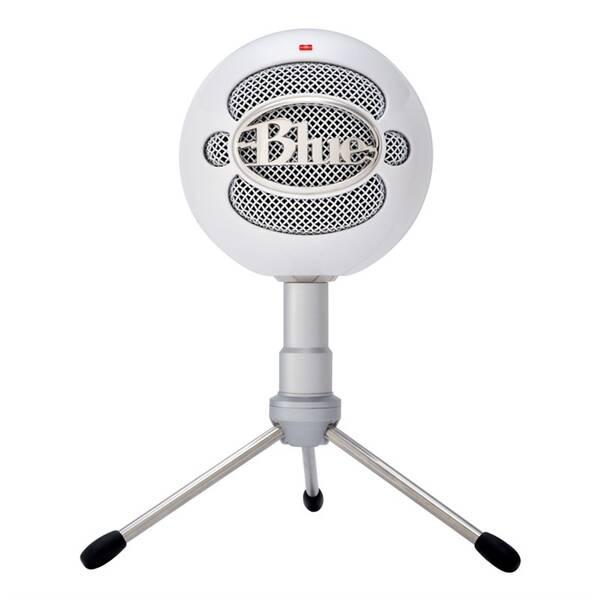 Mikrofon Blue Microphones Snowball iCE bílý