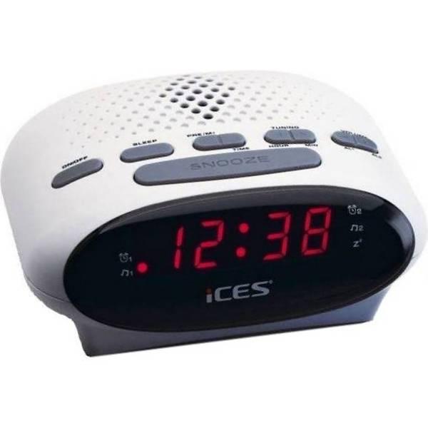 Radiobudík Lenco ICES ICR-210 bílý (vrácené zboží 8800045696)
