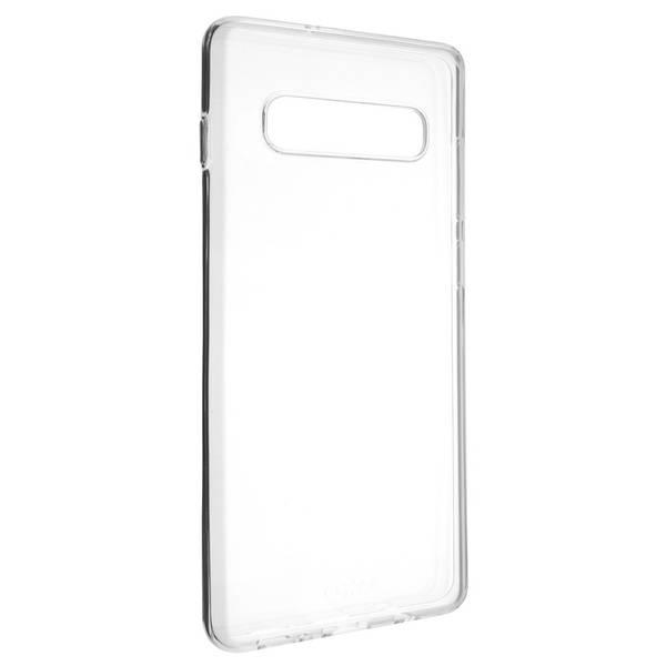 Kryt na mobil FIXED Skin pro Samsung Galaxy S10+ (FIXTCS-373) průhledný