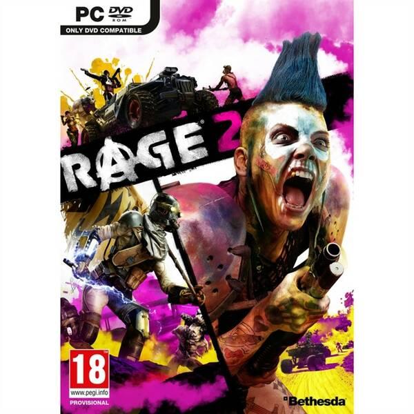 Hra Bethesda PC RAGE 2 (5055856420125)