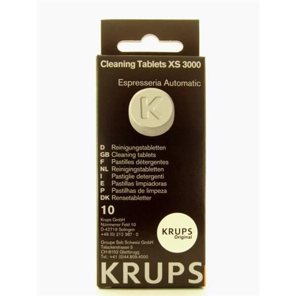 Čisticí tablety pro espressa Krups XS300010