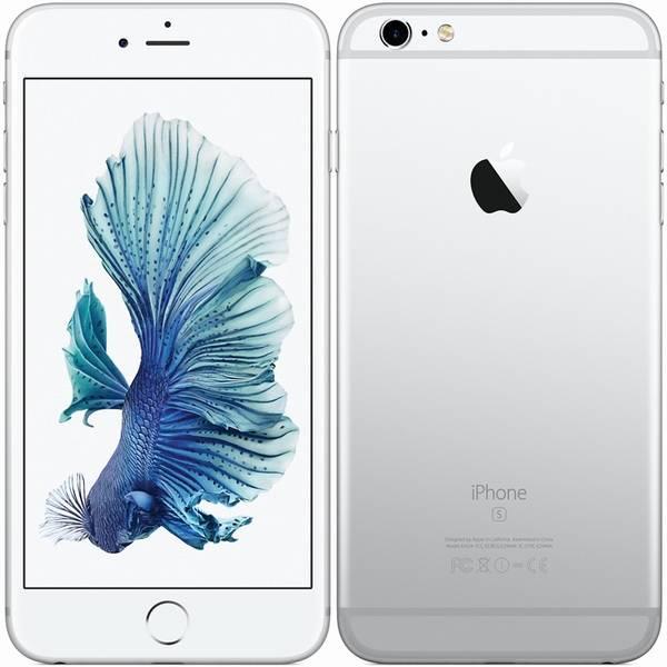 Mobilní telefon Apple iPhone 6s Plus 128GB - Silver (MKUE2CN/A)