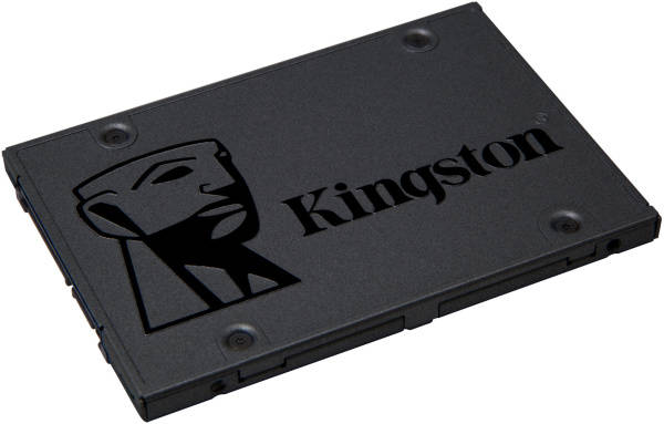 SSD Kingston A400 960GB (SA400S37/960G) šedý