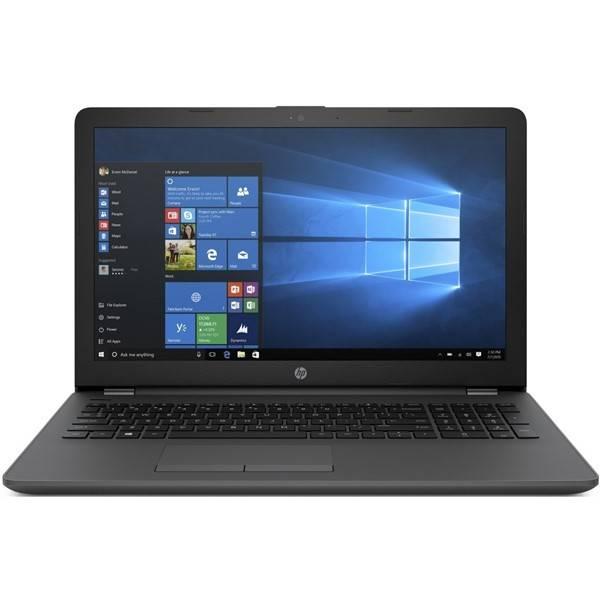 Notebook HP 250 G6 (3QM76EA#BCM) černý