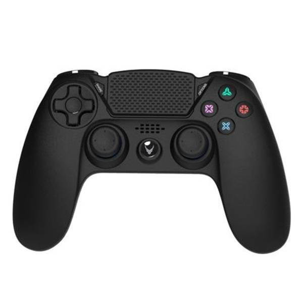 Gamepad Omega VARR CHARGE pro PS4/PC, Bluetooth (OGPPS4) černý (vrácené zboží 8800278162)