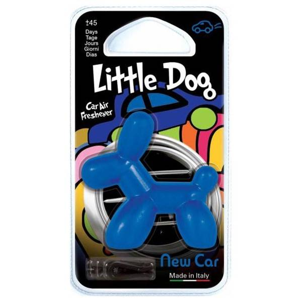 Osviežovač vzduchu Little Dog Car New Car