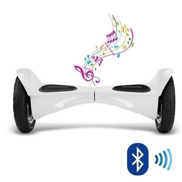 Hoverboard Kolonožka OFFROAD Auto Balance APP BT bílá (vrácené zboží 8800135569)