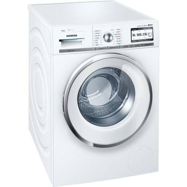 Pračka Siemens iDos WM16Y891EU bílá