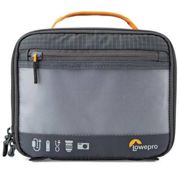 Pouzdro Lowepro GearUp Camera Box M (E61PLW37145) šedé