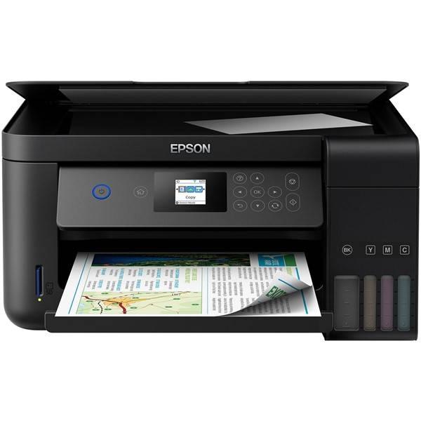 Tiskárna multifunkční Epson L4160 (C11CG23401) černý