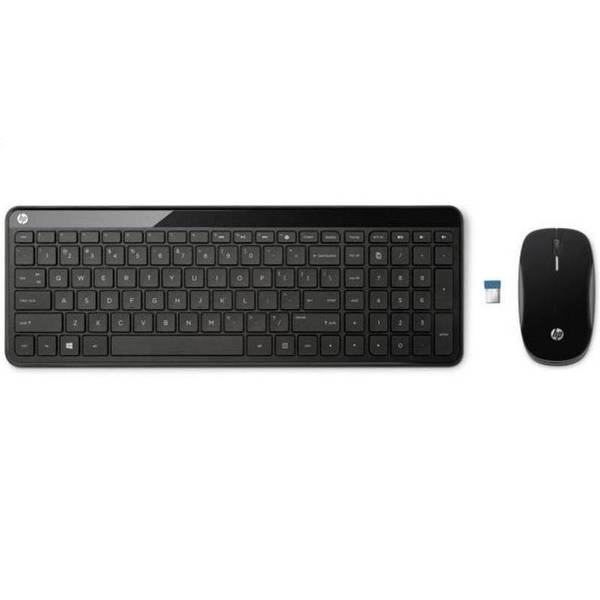 Klávesnice s myší HP Slim (W2Q00AA#ABB) černá (vrácené zboží 8800373224)