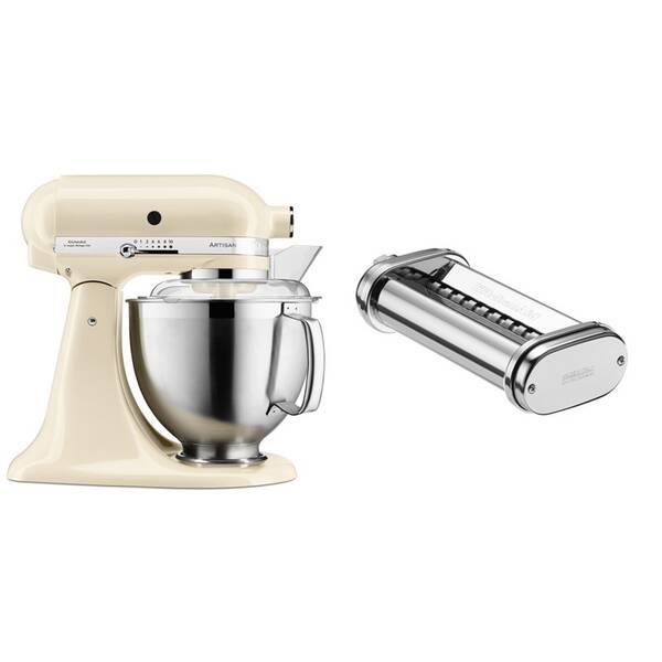 Set výrobků KitchenAid 5KSM185PSEAC + 5KSMPRA