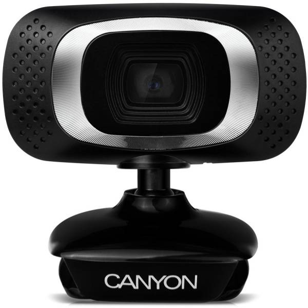 Webkamera Canyon CNE-CWC3, 1080P Full HD (CNE-CWC3)