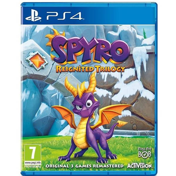 Hra Activision PlayStation 4 Spyro Trilogy Reignited (CEP46084)