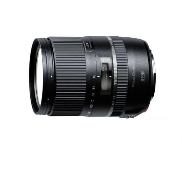 Objektiv Tamron AF 16-300 mm F/3.5-6.3 Di II VC PZD pro Canon (B016E) černý