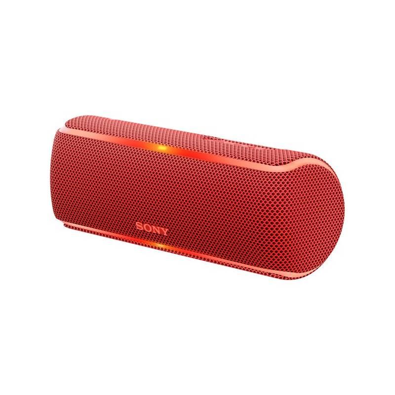 Prenosný reproduktor Sony SRS-XB21 (SRSXB21R.CE7) červený