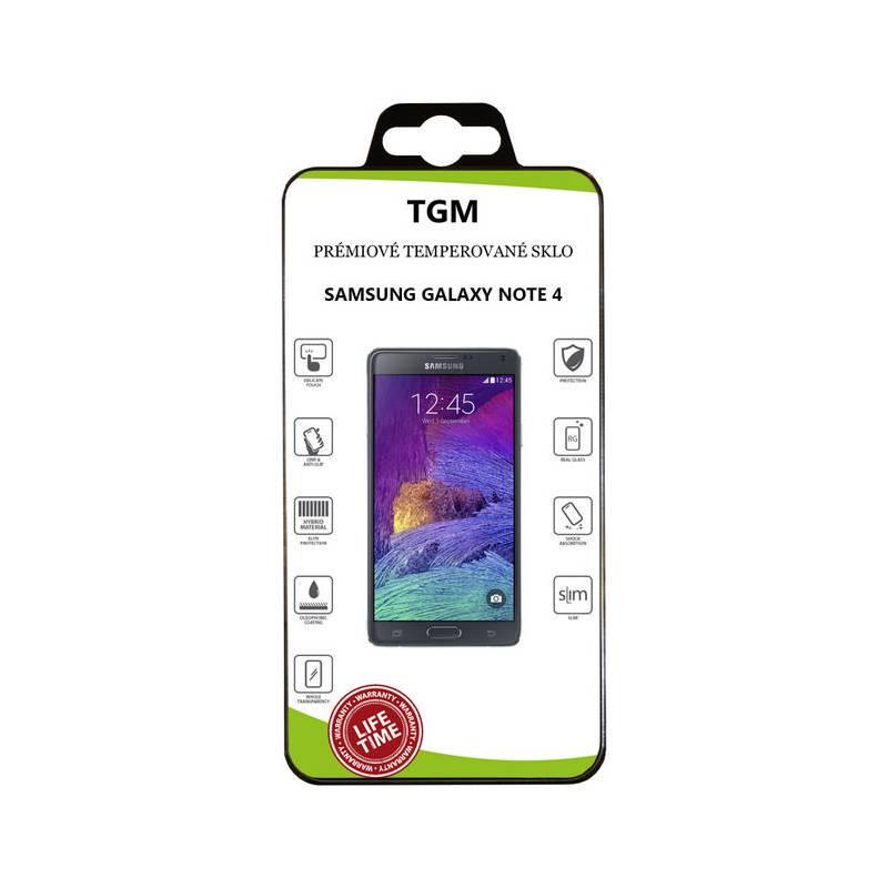 Ochranná fólia TGM pro Samsung Galaxy Note 4 (N910) (TGM-SAMN910)
