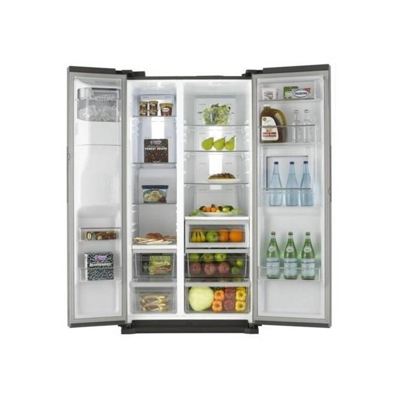Kombinácia chladničky s mrazničkou Samsung TWIN Cooling RS7778FHCSR nerez + Doprava zadarmo