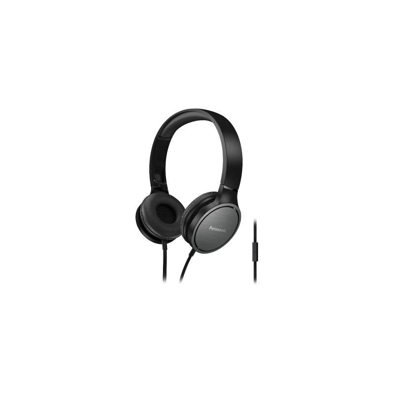 Sluchátka Panasonic RP-HF500ME-K (RP-HF500ME-K) černá