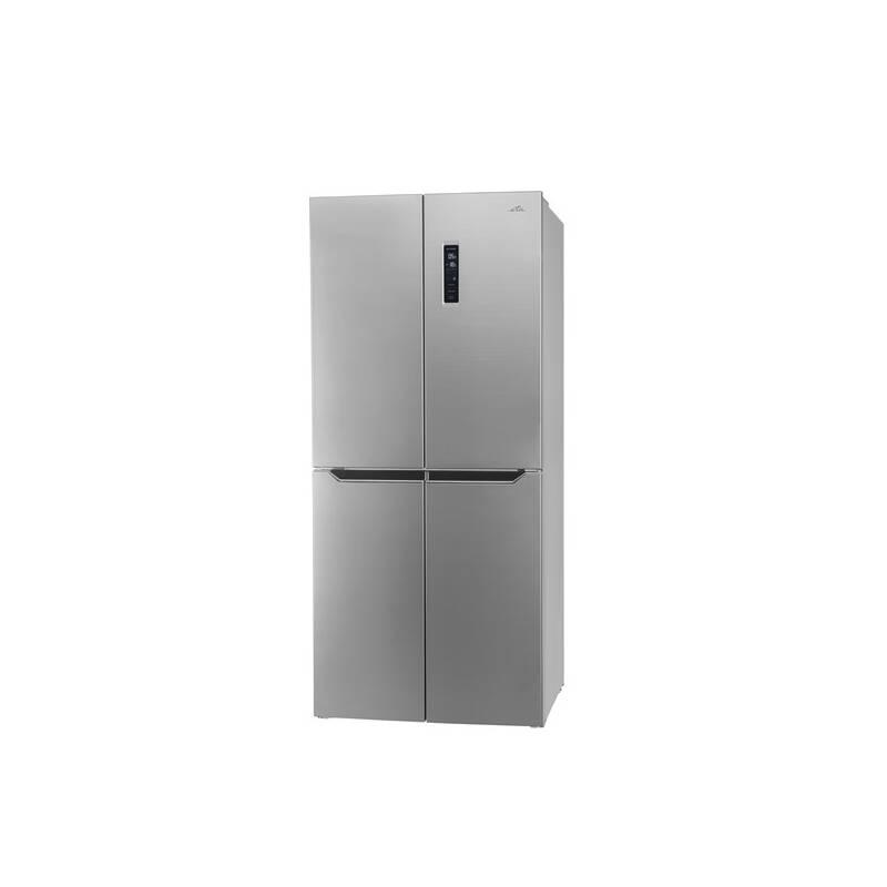 Americká lednice ETA 139090010 stříbrná + ETA Prodlužka záruky