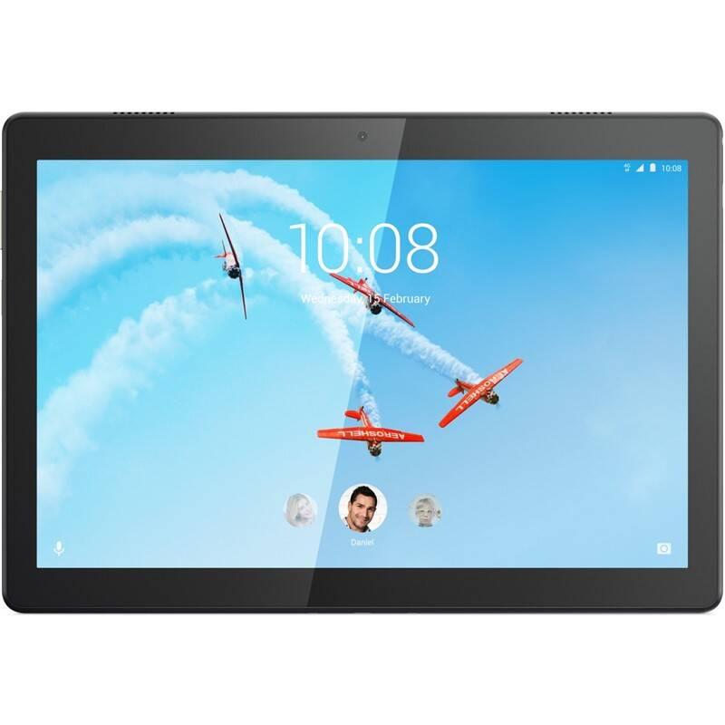 Dotykový tablet Lenovo Tab M10 32 GB HD LTE (ZA4H0003CZ) černý