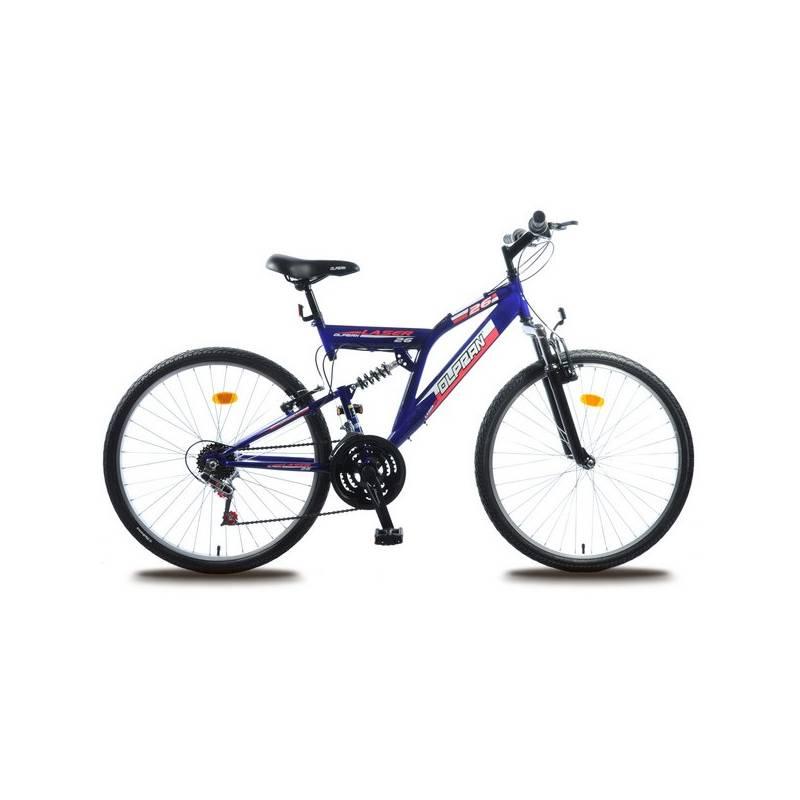 """Horský bicykel Olpran Laser 26"""" modrý + Doprava zadarmo"""