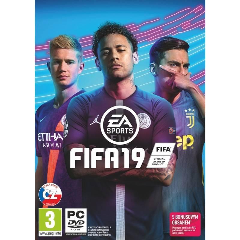 Hra EA PC FIFA 19 (EAPC01801)