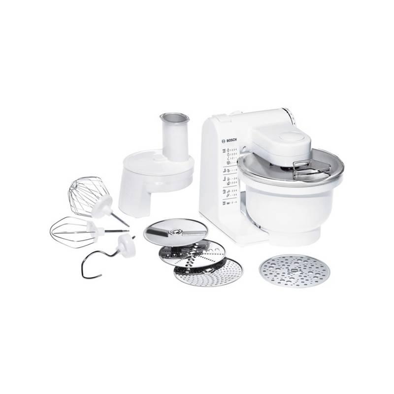 Kuchynský robot Bosch MUM4427 biely