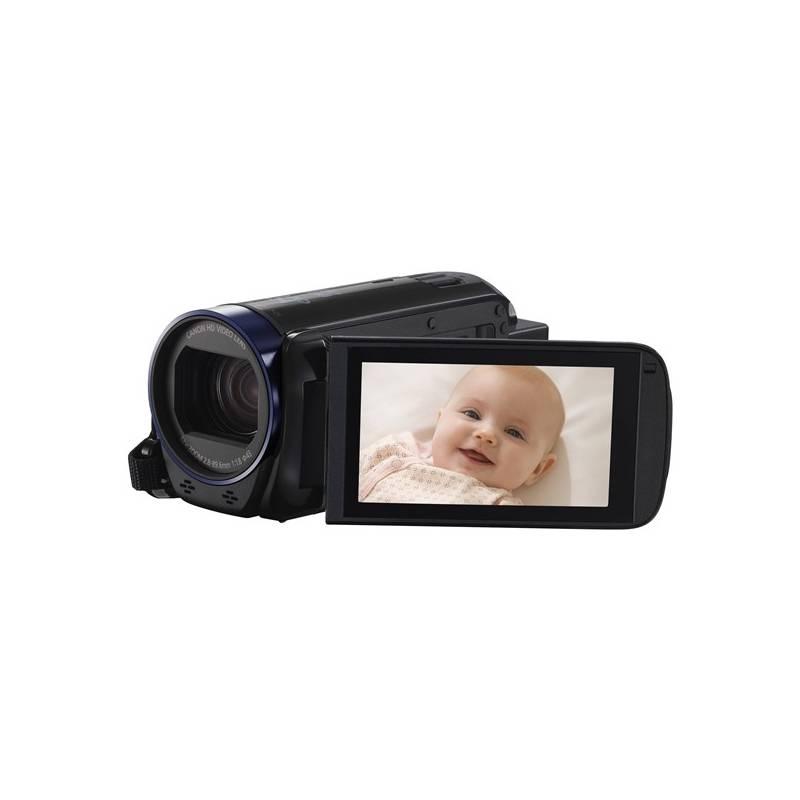 Videokamera Canon LEGRIA HF R706 Essential kit čierna