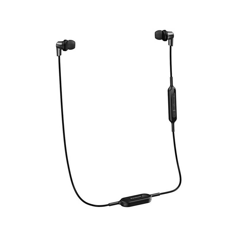 Sluchátka Panasonic RP-NJ300BE-K (RP-NJ300BE-K) černá