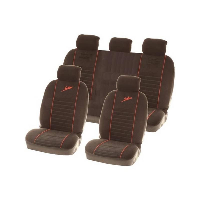 Poťah sedadiel Carpoint 0310316 + Doprava zadarmo