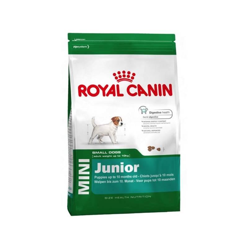 Granule Royal Canin Mini Junior 4 kg