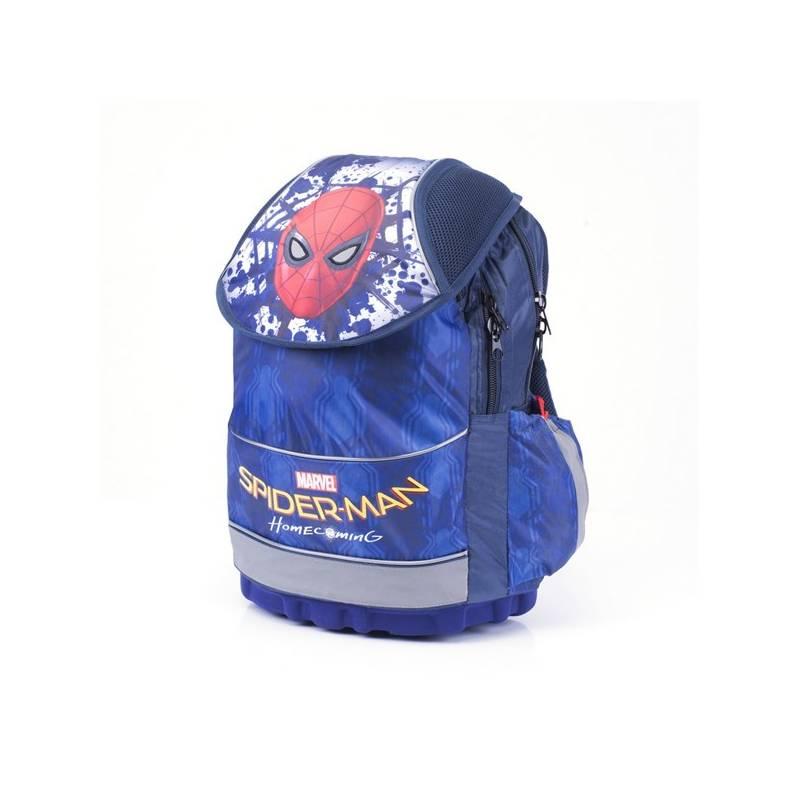 Batoh školský P + P Karton anatomický PLUS Spiderman + Doprava zadarmo