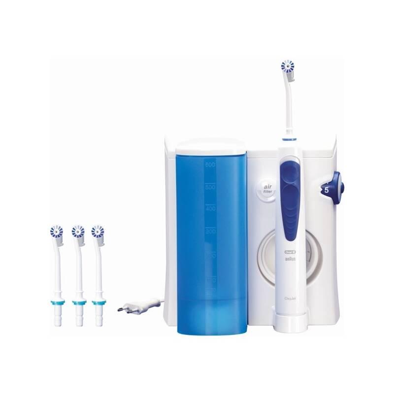 Ústní sprcha Oral-B Oxyjet MD20 bílá/modrá