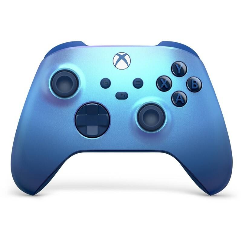 Gamepad Microsoft Xbox Series Wireless - Aqua Shift Special Edititon (QAU-00027)