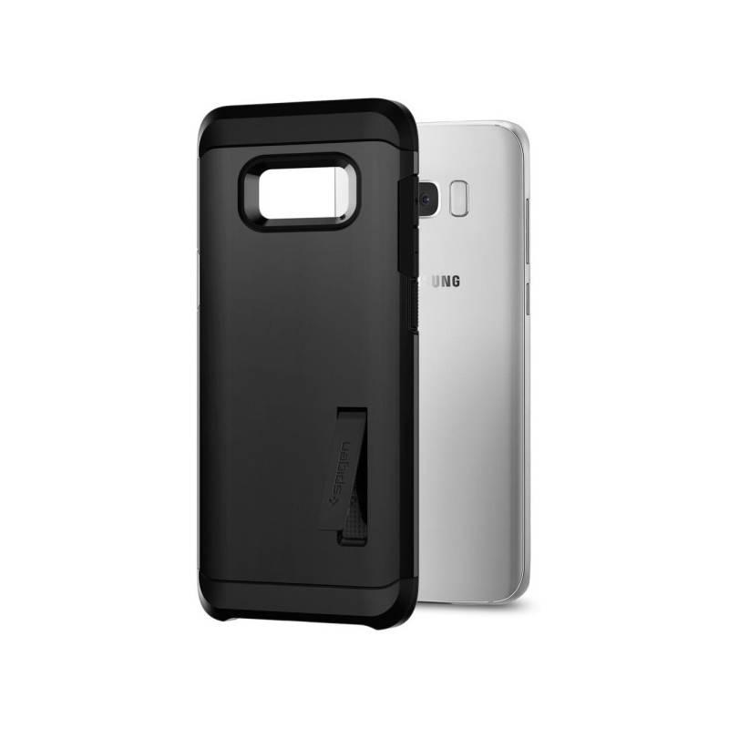 Kryt na mobil Spigen Tough Armor Samsung Galaxy S8 (HOUSAGAS8SPBK4) čierny
