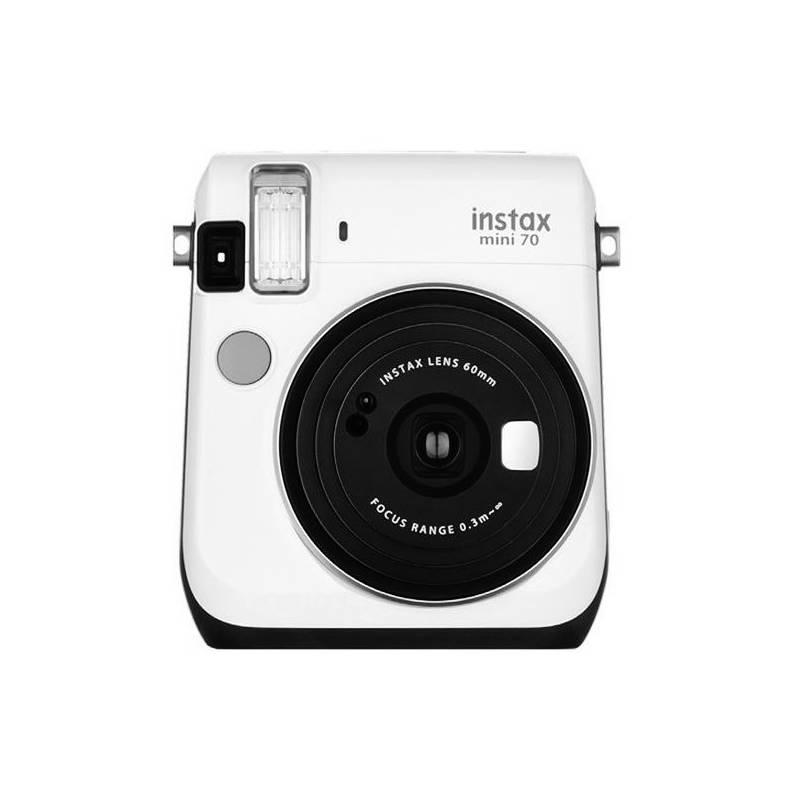 Digitálny fotoaparát Fujifilm Instax mini 70 biely