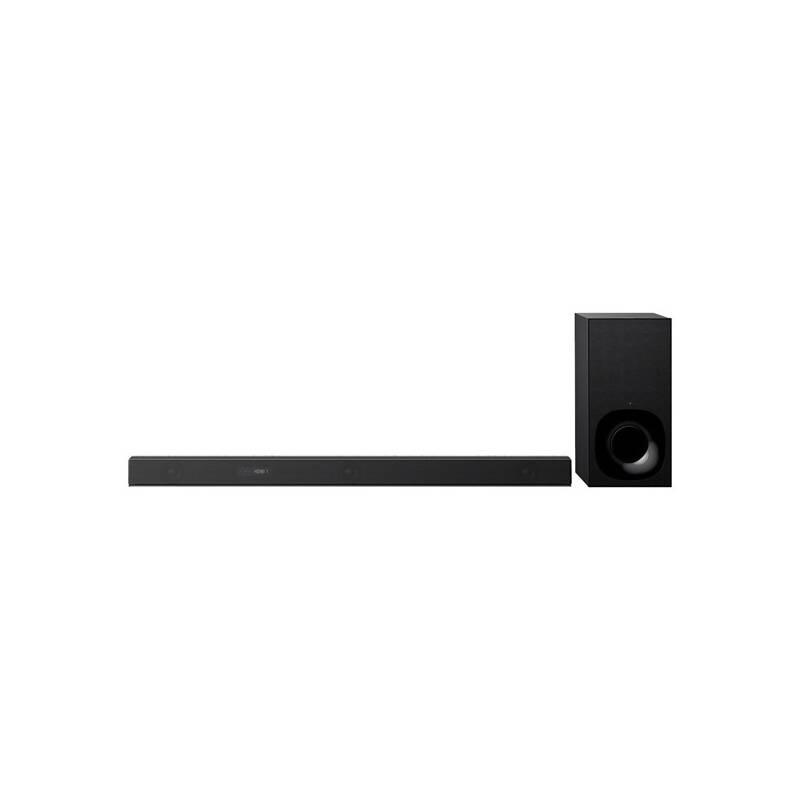 Soundbar Sony HT-ZF9 černý