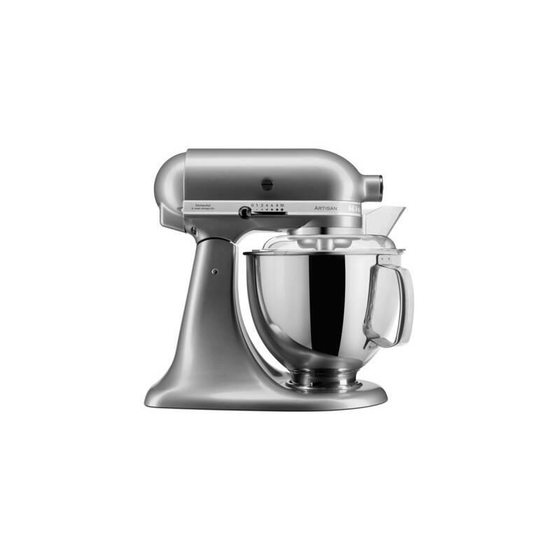 Kuchynský robot KitchenAid Artisan 5KSM175PSECU strieborný