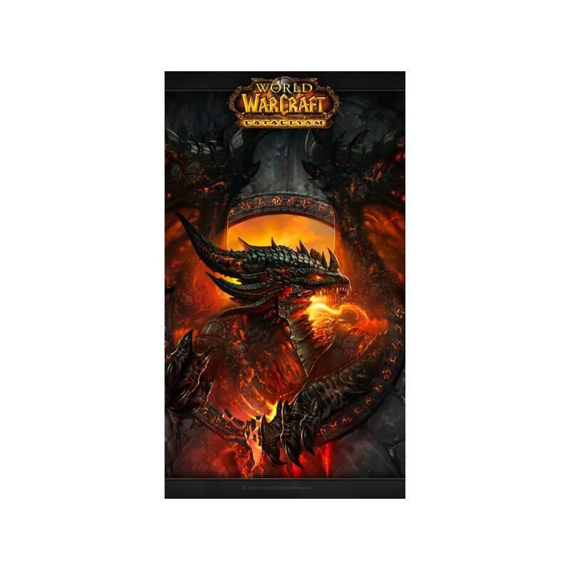 Hra Blizzard PC WORLD OF WARCRAFT Cataclysm (23246)