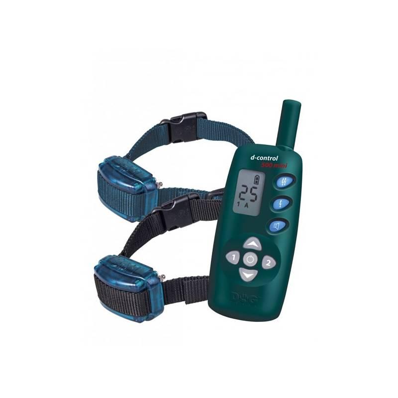 Obojok elektronický / výcvikový Dog Trace d-control 502 mini - pro 2 psy