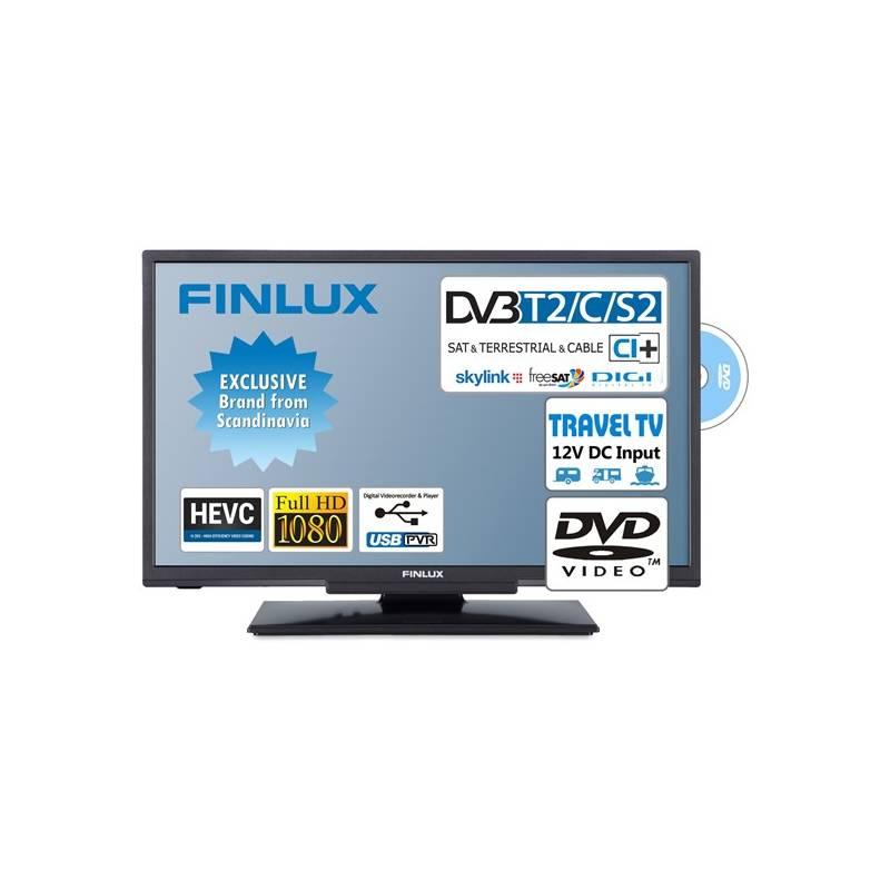 Televízor Finlux 22FDMA4760 čierna + Doprava zadarmo