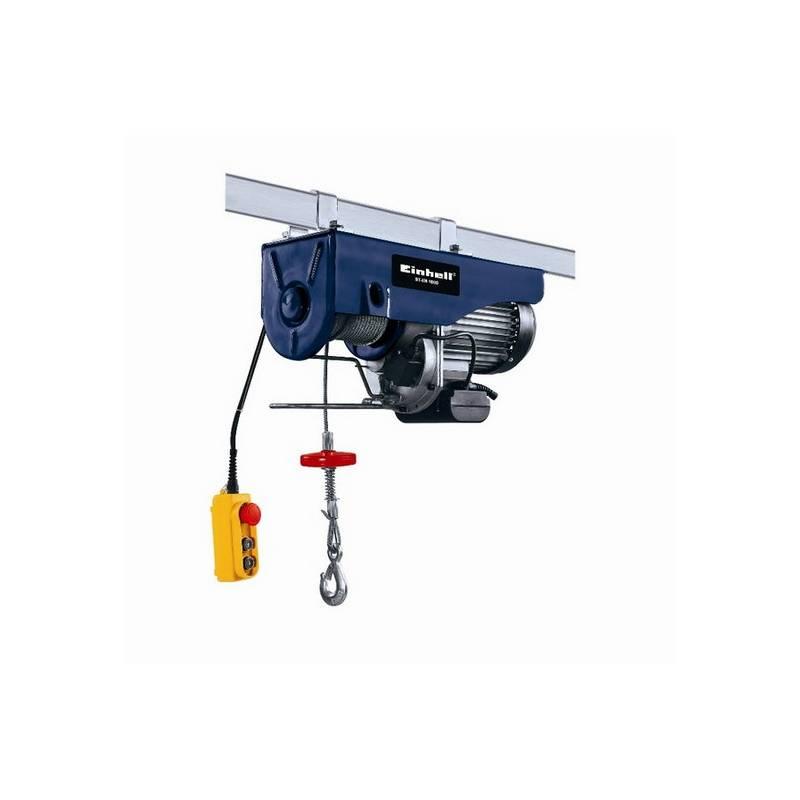 Zdvihák lanový Einhell Blue BT-EH 1000 čierne/modré + Doprava zadarmo