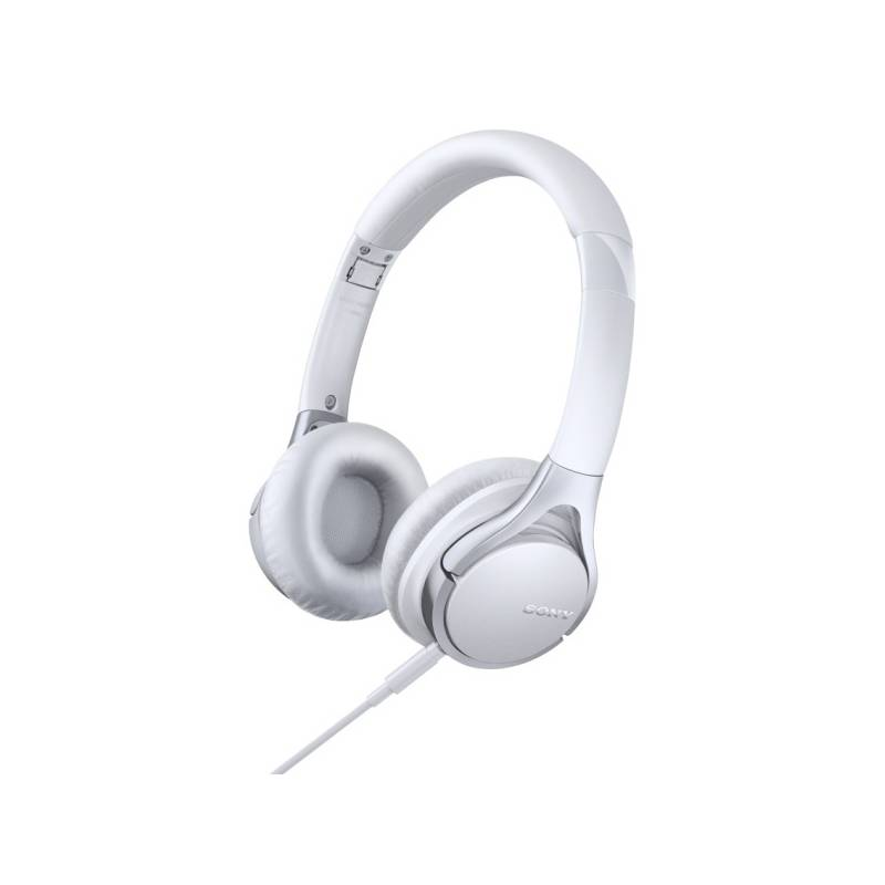 Slúchadlá Sony MDR-10RC (MDR10RCW.CE7) biela + Doprava zadarmo