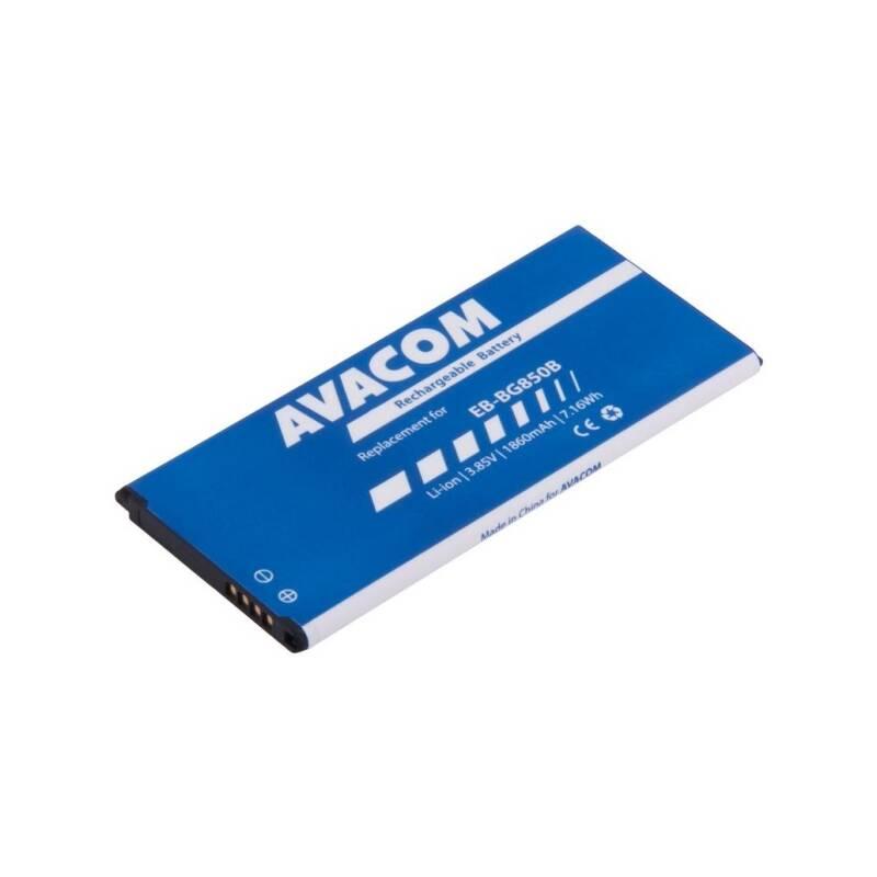 Batéria Avacom pro Samsung G850 Galaxy Alpha, Li-Ion 3,85V 1860mAh (náhrada EB-BG850BBE) (GSSA-G850-1860)