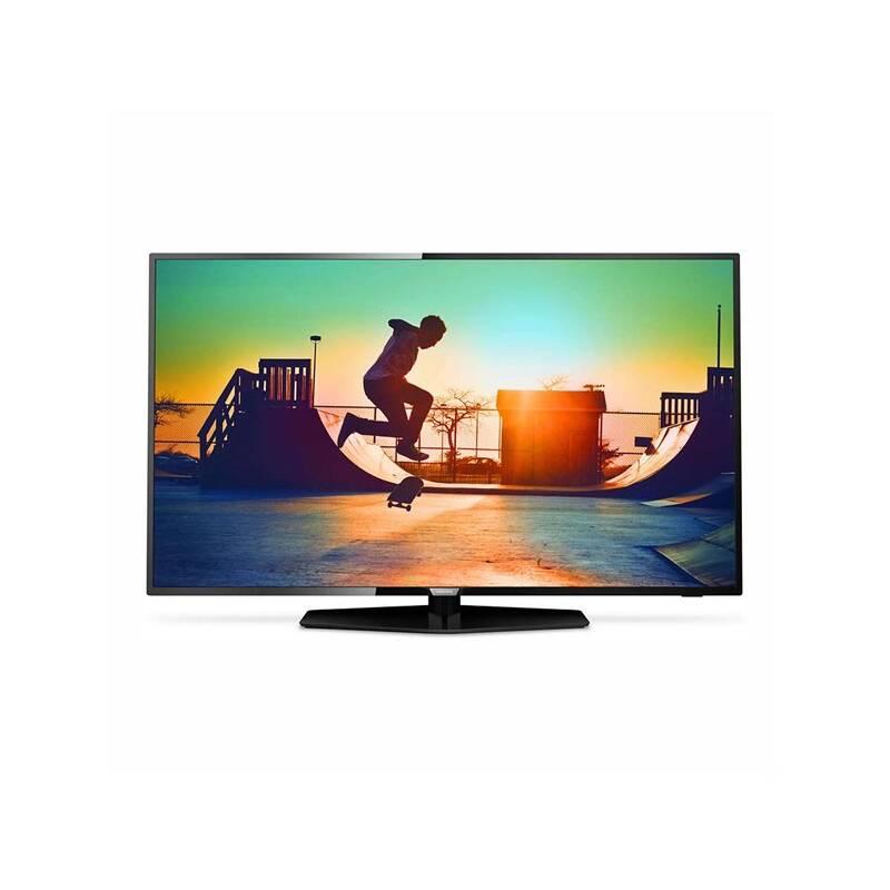 Televízor Philips 55PUS6162 čierna + Doprava zadarmo